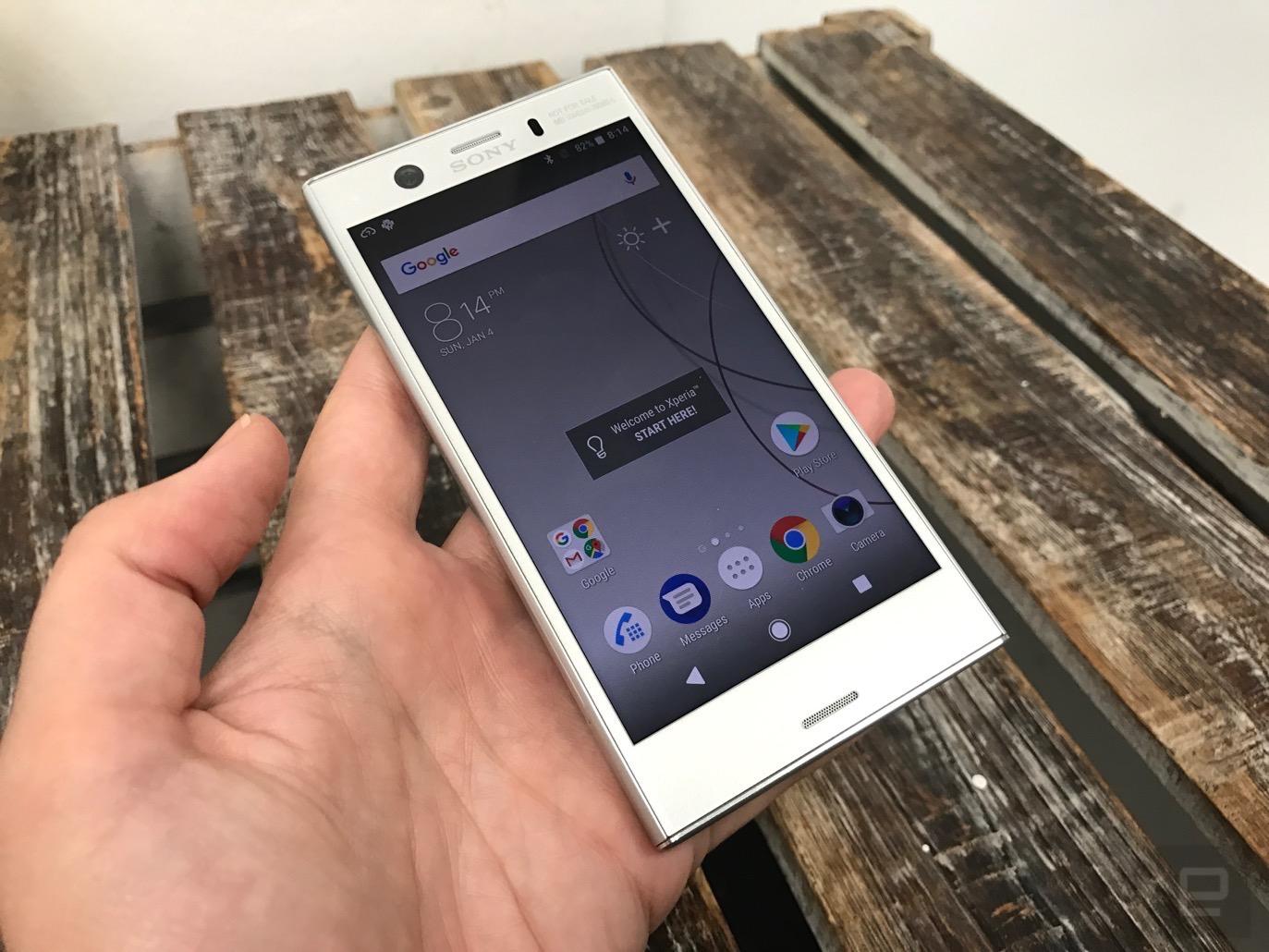 Sony Xperia XZ1 Compact y XA1 Ultra Plus en nuestras manos: dos intentos más en la amplia gama media