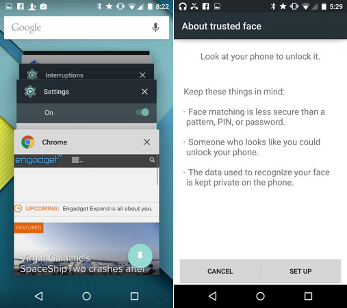 Chrome 51 on Android brings tabs back