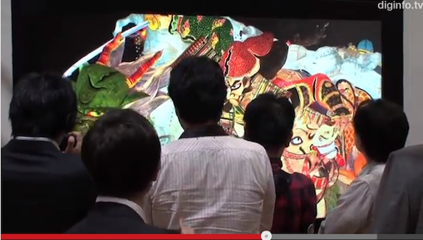 8Kテレビの超絶画質に 「やっぱ世界の日本だわ」「最高画質のAVが見放題www」