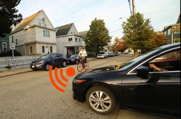 Loud Mini: Die Autohupe für Fahrradfahrer