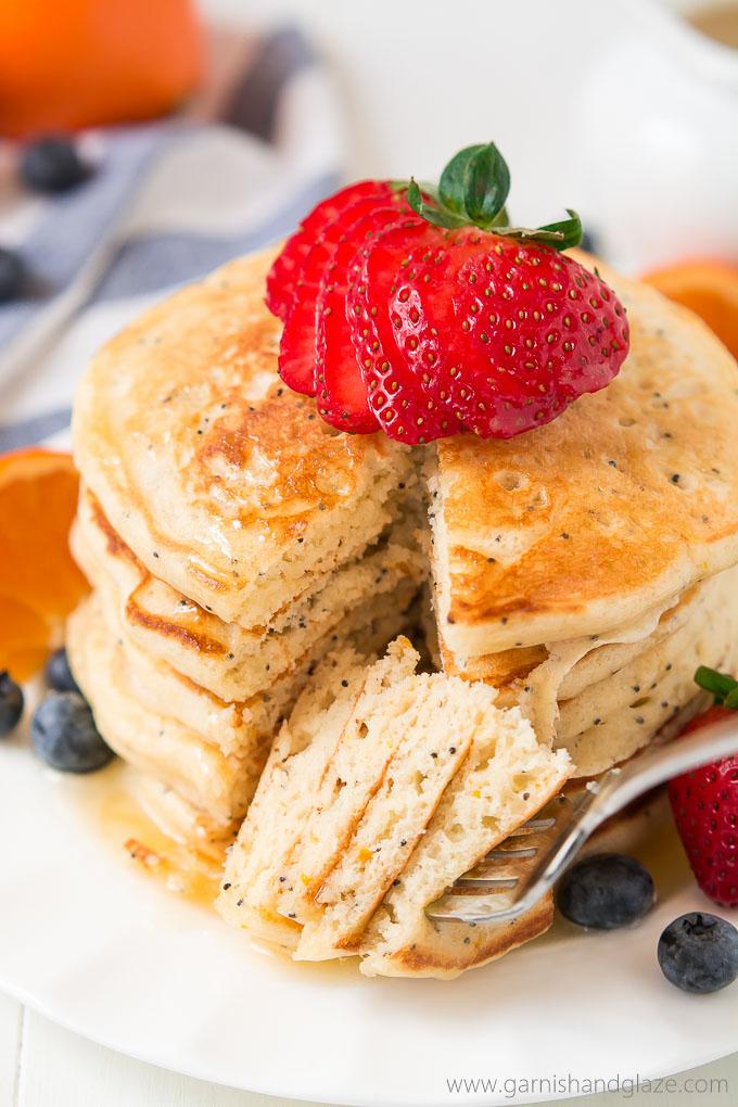 Pancake recipe to upgrade a boring breakfast - AOL Food