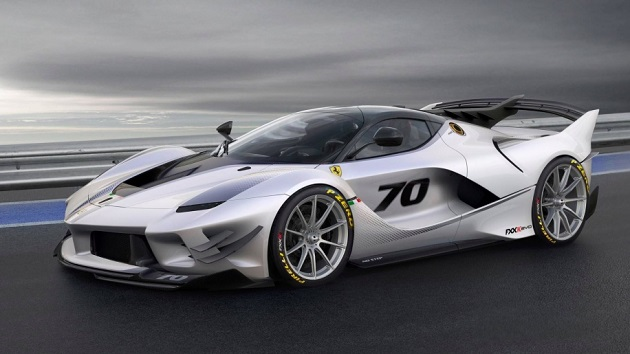 フェラーリ、さらに進化したサーキット専用車両「FXX-K Evo」を発表! 「FXX-K」のオーナーはアップグレードも可能
