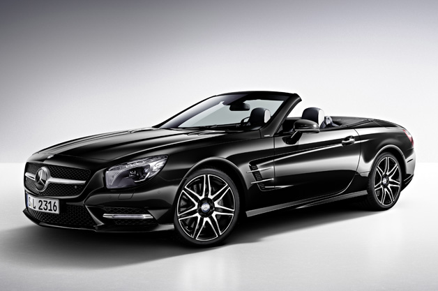 2014 Mercedes-Benz SL400