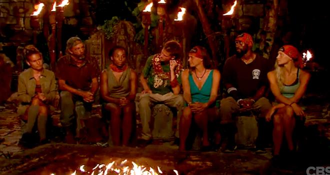 Tribal Council #12: Tubtin Tribe Survivor+31+final+7