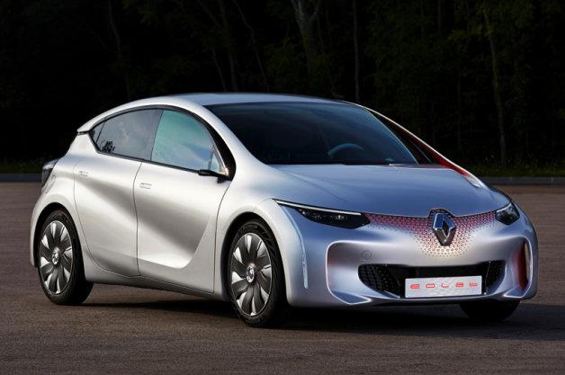 ルノー、100㎞/リッターの超燃費なコンセプトモデル「EOLAB」をパリモーターショーでお披露目へ