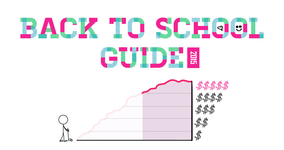 Back to School Guide 2015: Picks for the deep-pocketed