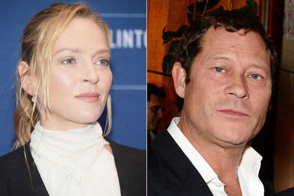 Uma Thurman's ex Arpad Busson wants custody of their toddler