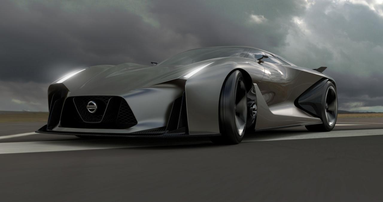 Nissan GT-R Vision Gran Turismo, GranTurismo, Gran Turismo 6, Nissan GT-R, Playstation, Video, Bilder, Gerücht, Nissan Concept 2020, Rennspielsimulation