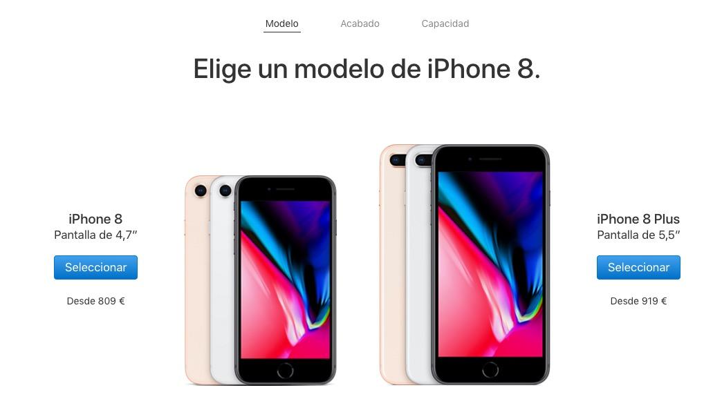 Ya puedes reservar tu iPhone 8 en España y México