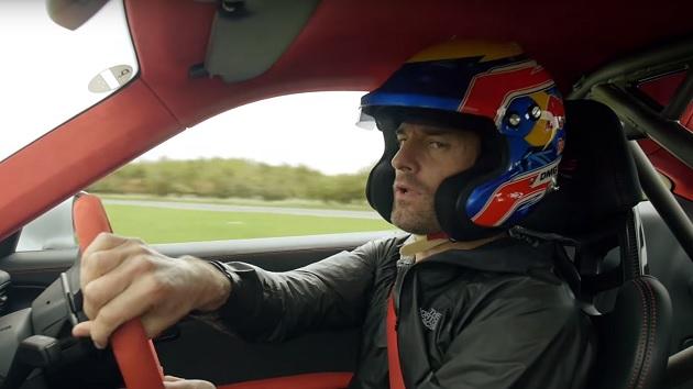 【ビデオ】元F1ドライバーのマーク・ウェバーが『グランド・ツアー』 のテストドライバー・オーディションに登場!