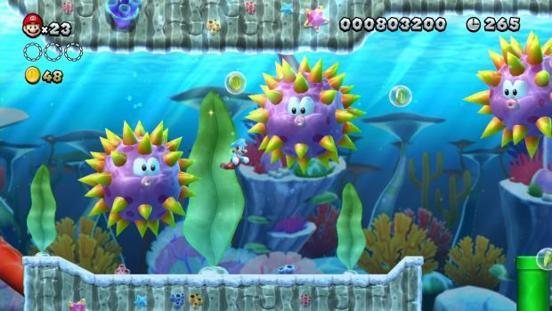 These are the top 10 underwater video game levels