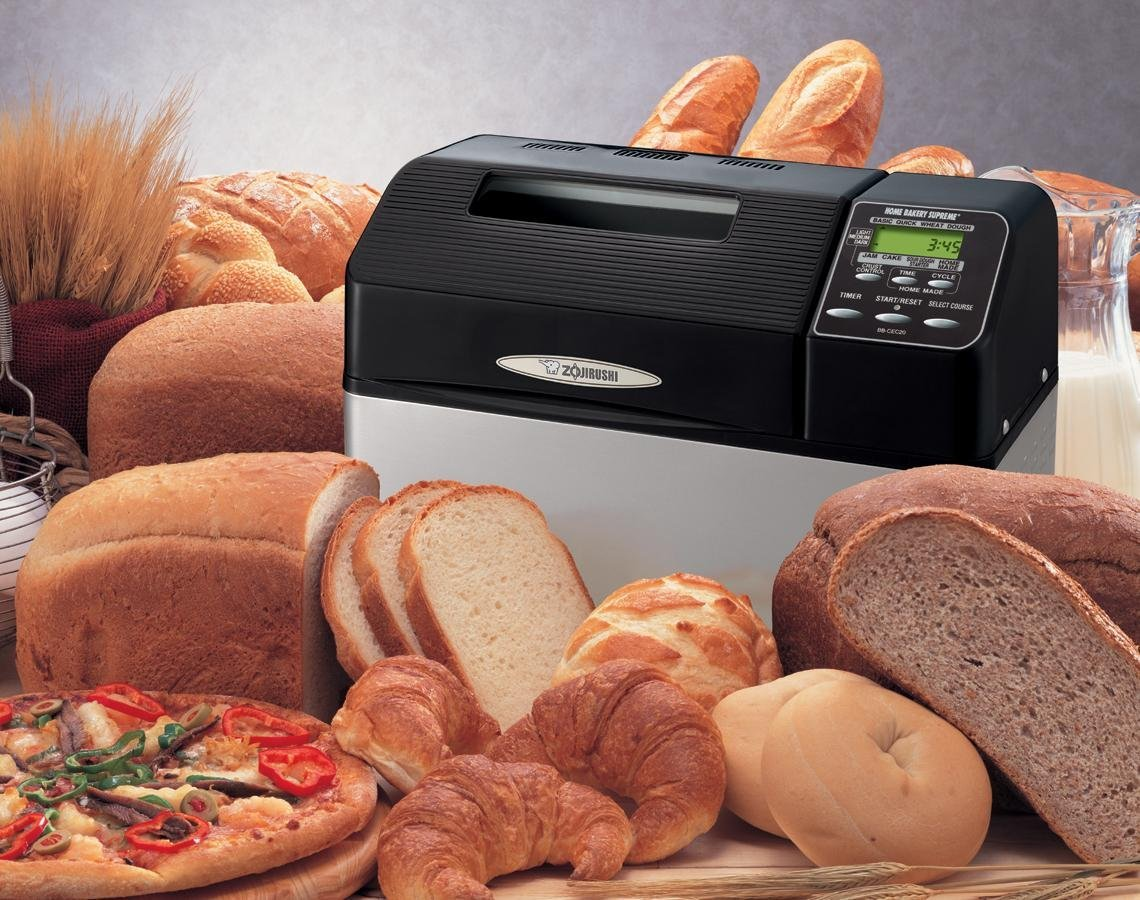 Zojirushi BB-CEC20 Bread Machine