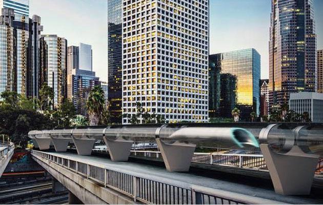 Mythbusting with 'Mr. Hyperloop'