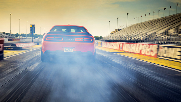 Hennessey Opening Up Its Private Drag Strip for Dodge Demon Owners