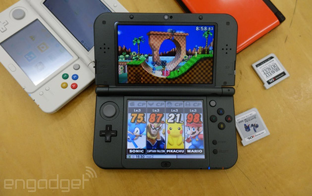 New Nintendo 3DS and 3DS XL