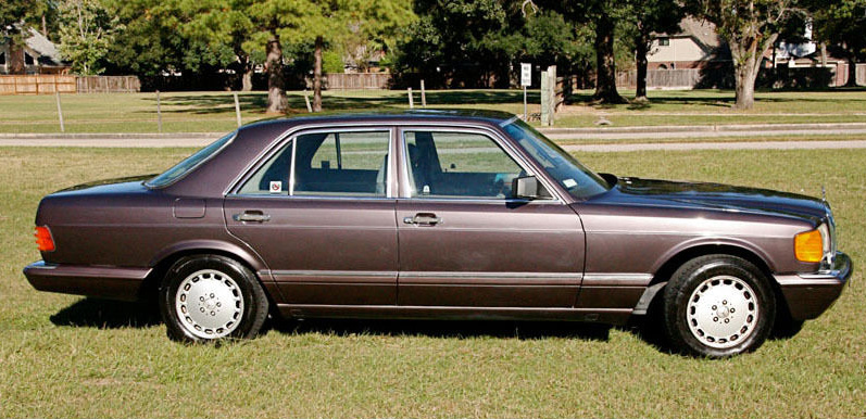 1991 Mercedes 350SD