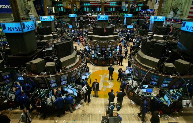 New York Stock Exchange begins monitoring bitcoin value