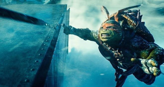 TMNT Weekend Box Office