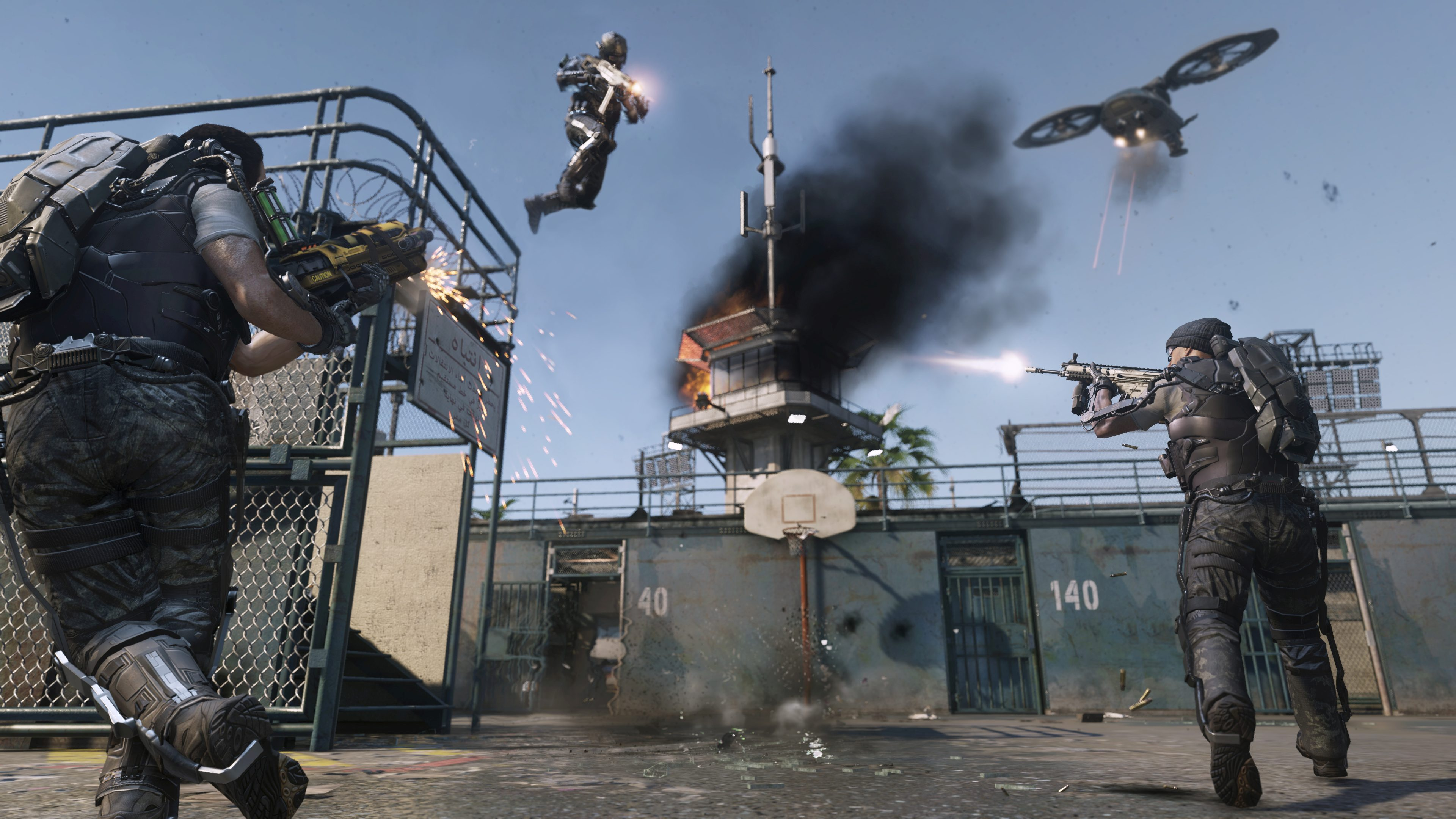 Conquer Call of Duty's Ascend map in multiplayer