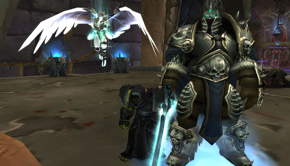 How to play as a Death Knight in World of Warcraft: Warlords of Draenor