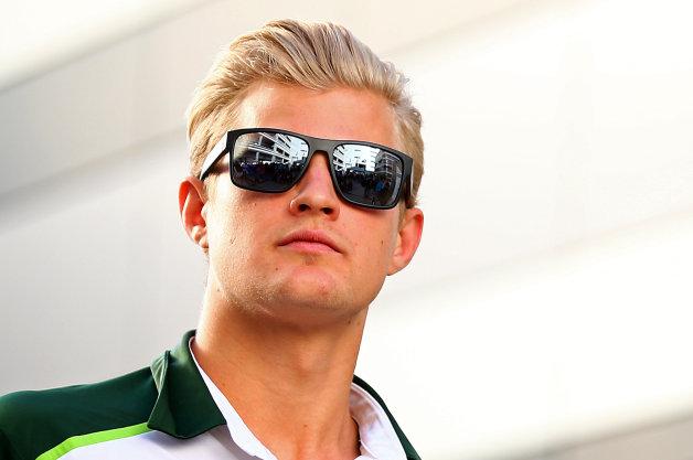 ザウバーF1チーム、ケータハムのマーカス・エリクソンと来季の契約を締結