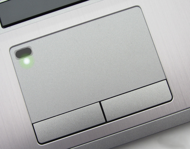 Coming soon: laptops with fingerprint sensors built into the touchpad