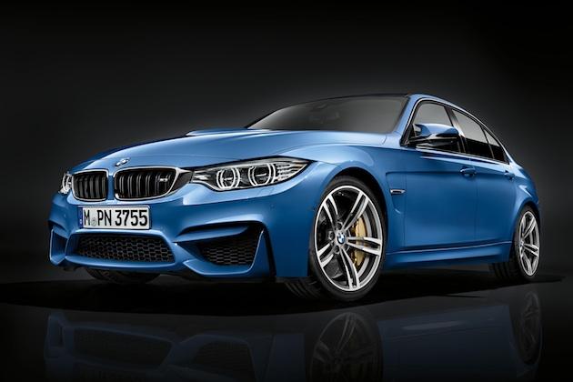 BMW「M3」に新色が登場、テールライトはフルLEDに