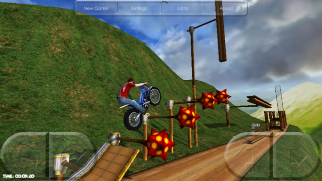 motorbike hd screenshot