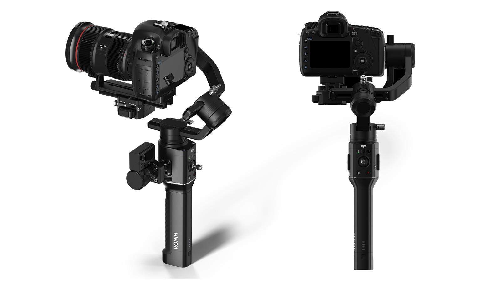 DJI también tiene un estabilizador para cámaras DSLR