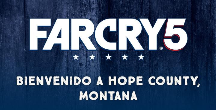 Far Cry 5 nos regala cuatro teasers antes de su anuncio final