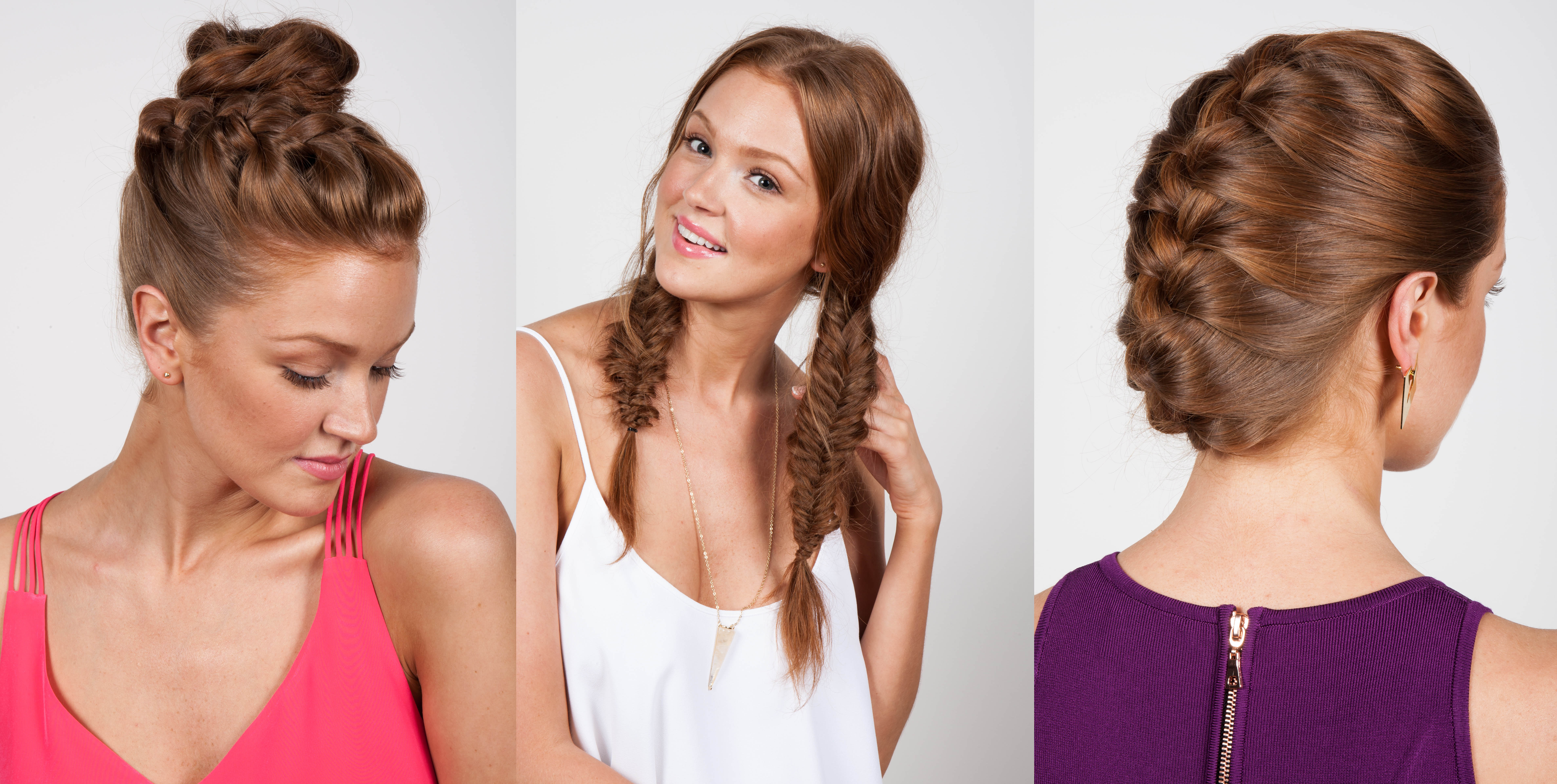 3 Pinterest-worthy braids to try right now