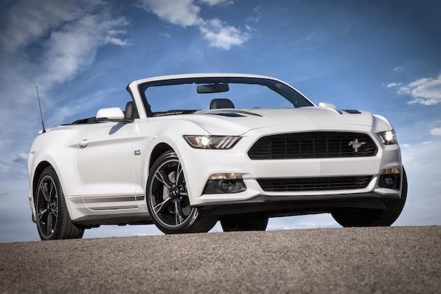 フォード、2016年モデルの「マスタング」に多彩な新パッケージやトリムを用意