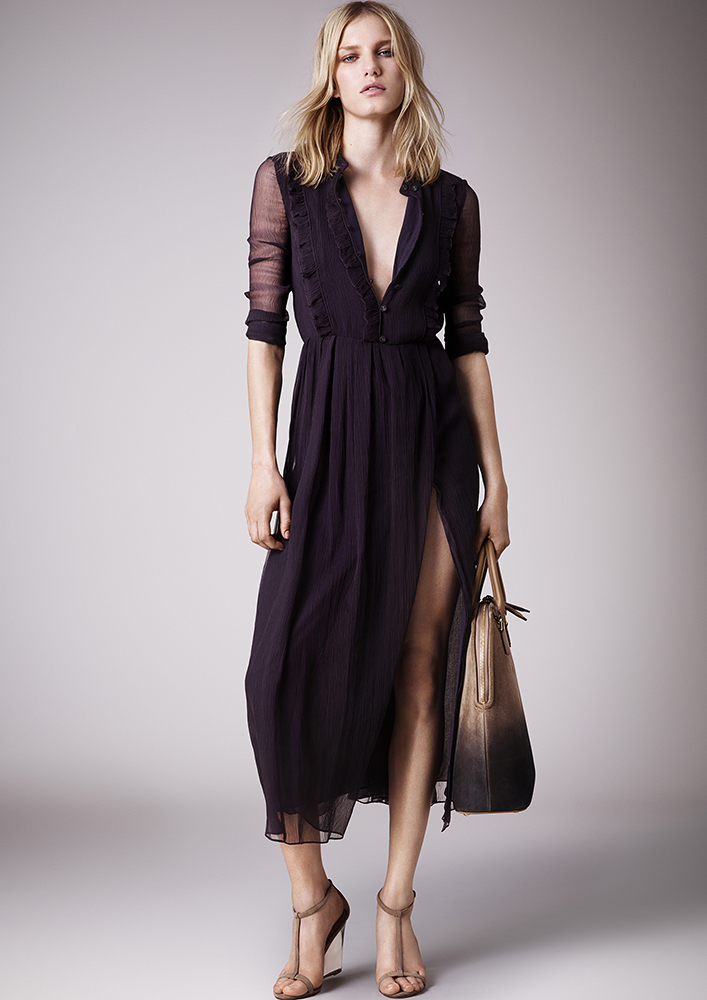 See Burberry Prorsum's spring 2015 pre-collection