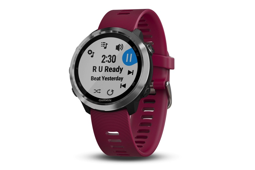 garmin forerunner 645 music neue smartwatch mit viel. Black Bedroom Furniture Sets. Home Design Ideas