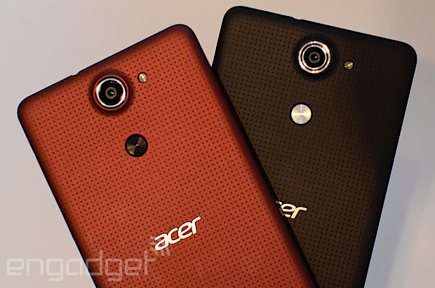 Acer Liquid X1 4G LTE 150Mbps