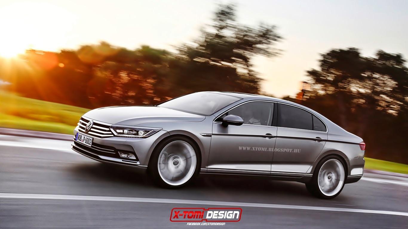 Volkswagen von morgen: Das ist der neue VW CC