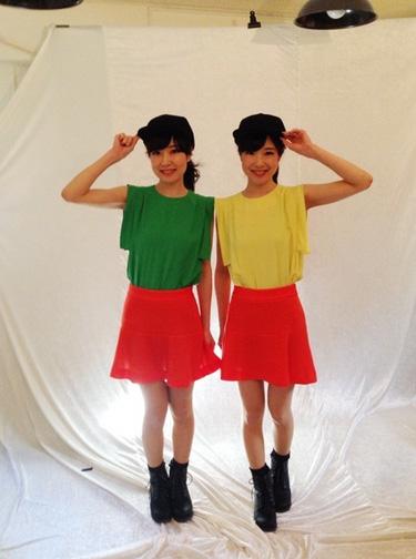 双子姉妹のHIP HOP系ユニット・MIKA☆RIKAが3rdシングルをリリース!