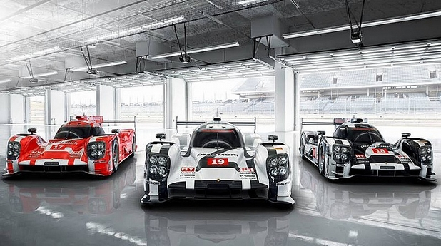 Le Mans - Porsche lève le voile sur sa nouvelle 919 Hybrid