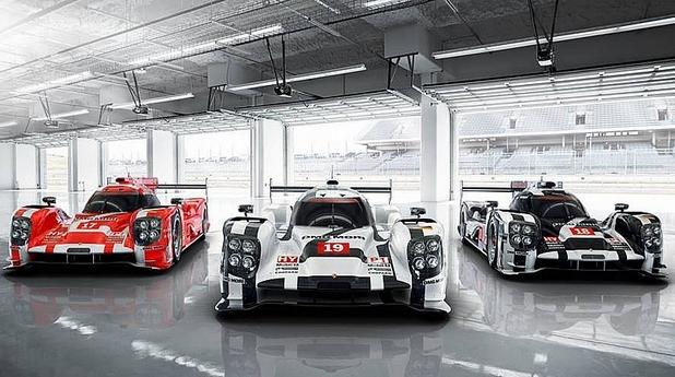 Le Mans - Porsche lève le voile sur sa nouvelle 919 Hybrid