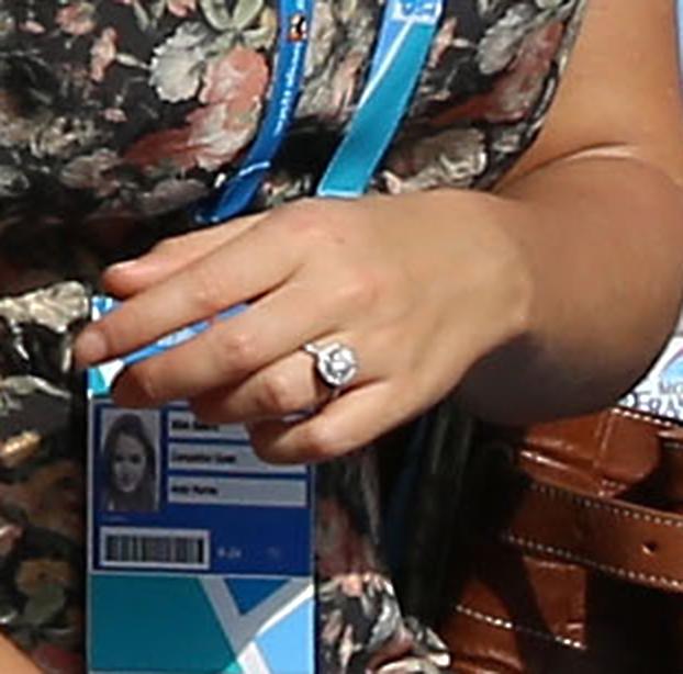 kim sears ring