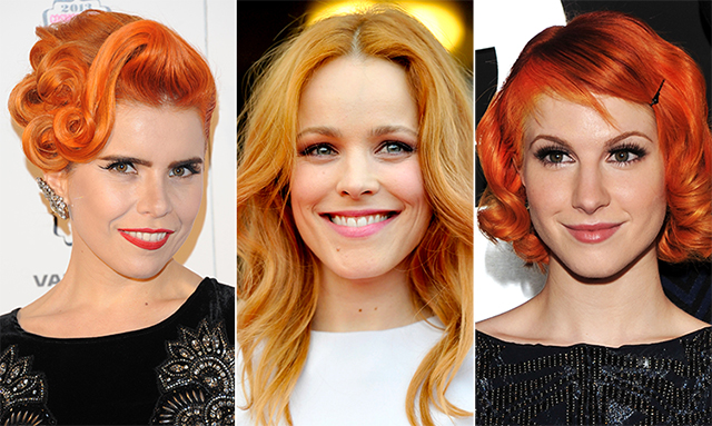 Orange hair seven reasons why we love this new beauty trend but before you get to thinking this trend is way too out there for you to try out for yourself let us present to you the following evidence urmus Choice Image