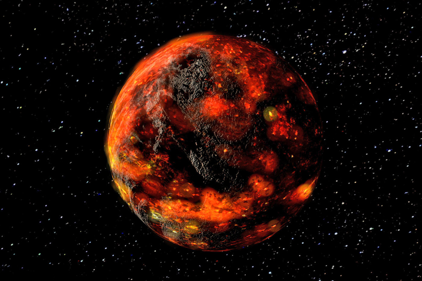 Most of the Moon's water might have come from asteroids