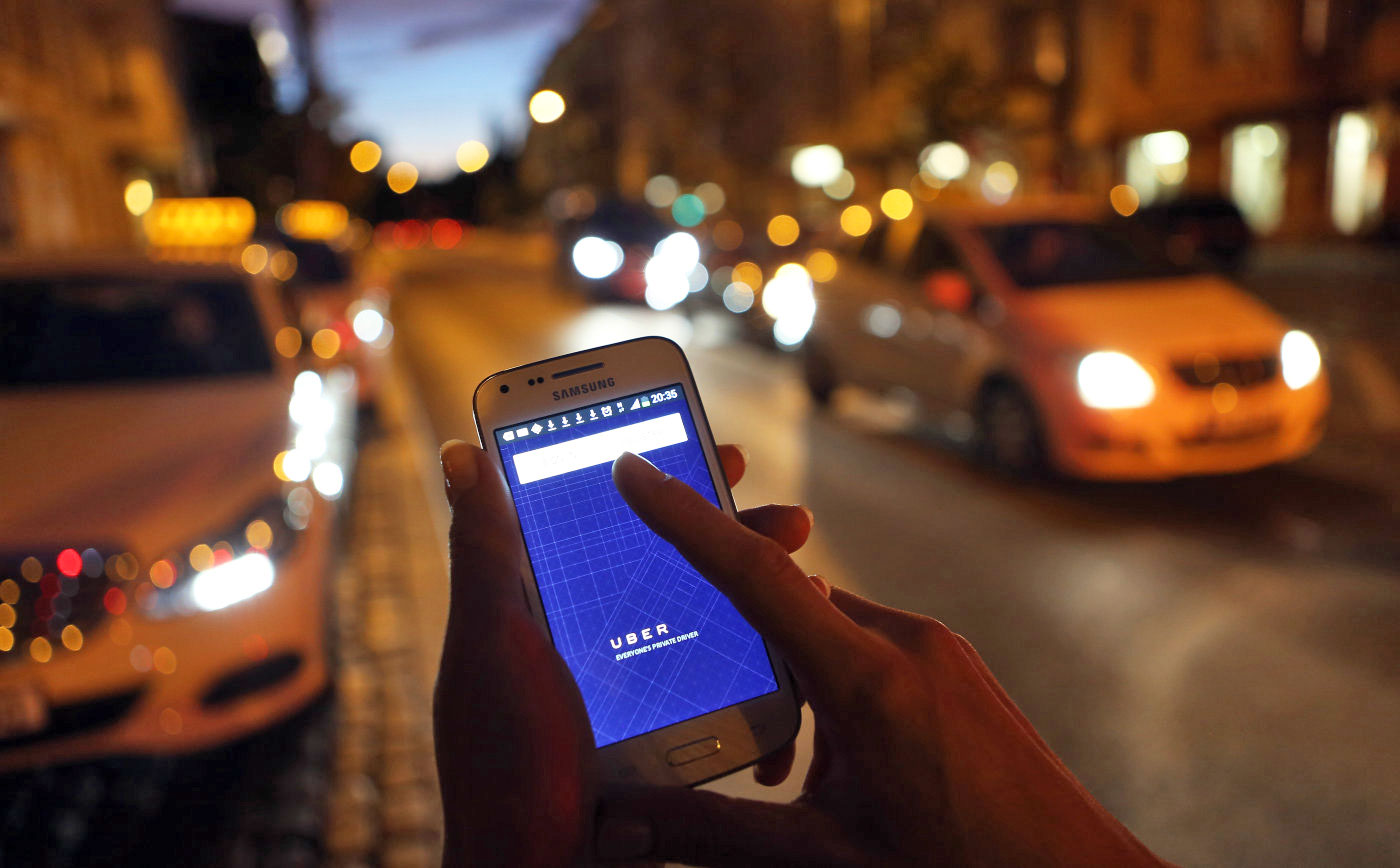 Uber can't dodge assault lawsuit because of contract drivers