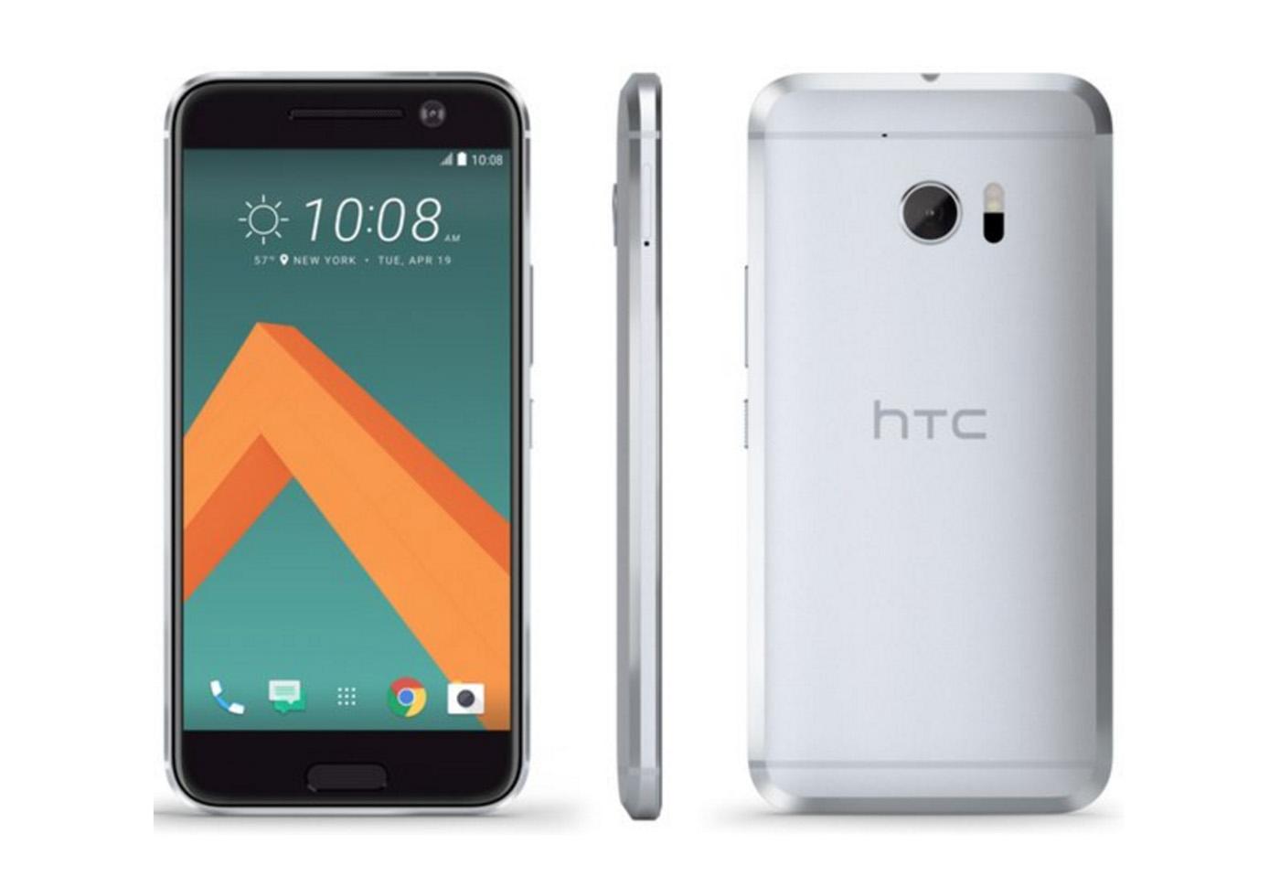 El HTC 10 aparece en las primeras imágenes filtradas