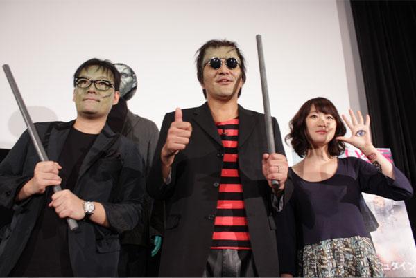 スリムクラブ真栄田、フランケン映画祭で7年ぶりにフランチェンの「いいよ!」連発