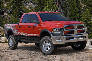 2014 Ram Power Wagon is bigger and badder than ever [w/video]
