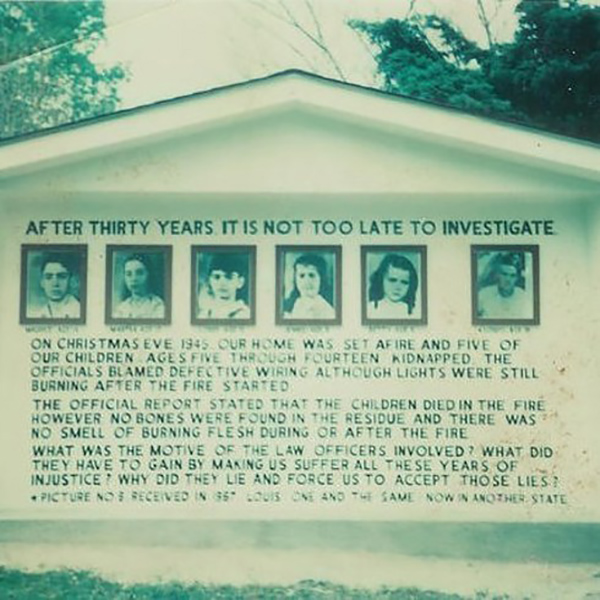 Unsolved Crimes That Will Creep You Out