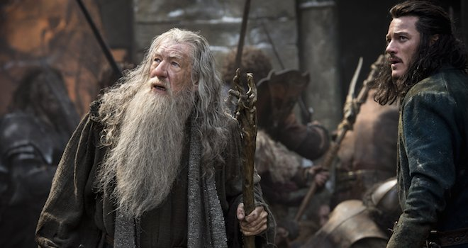 Weekend Box Office The Hobbit