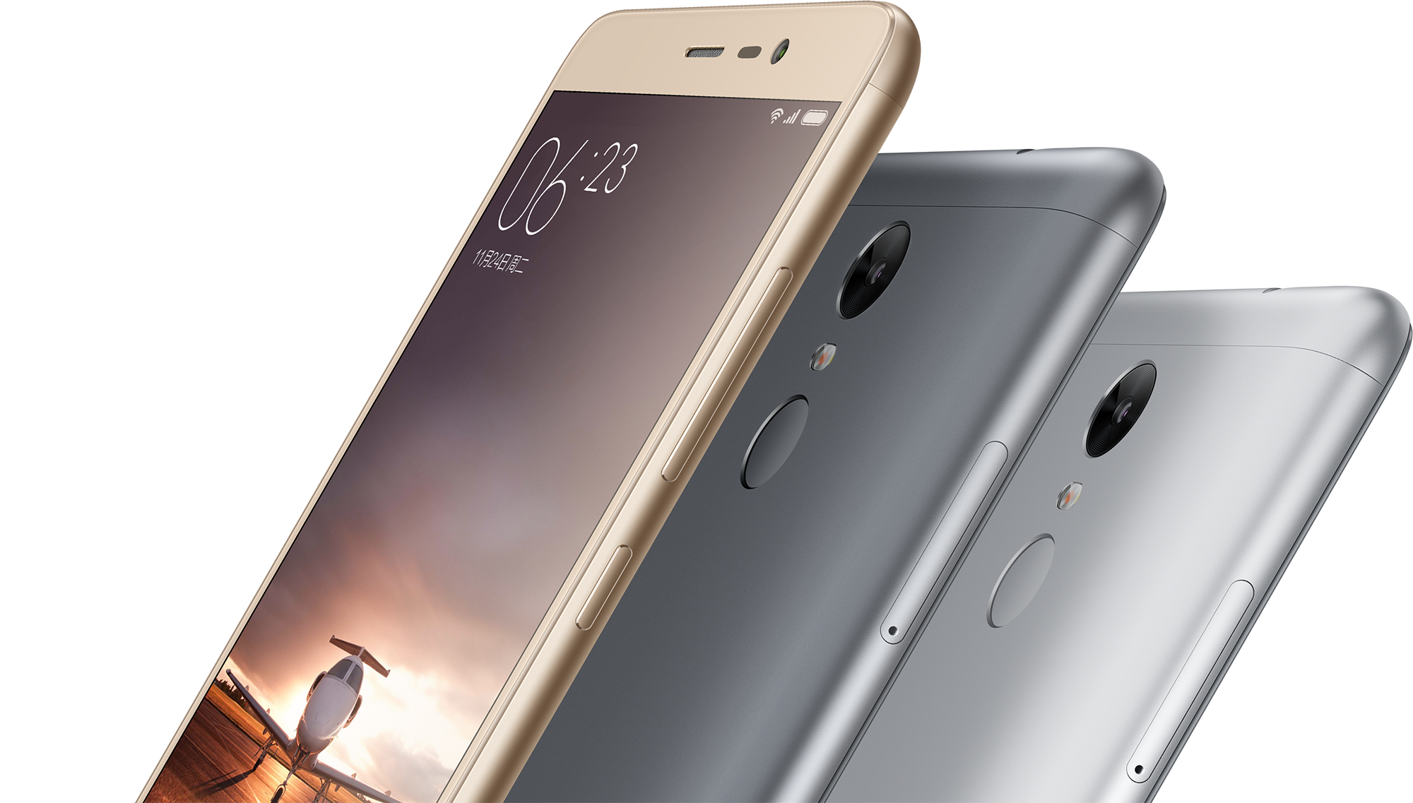 Xiaomi's latest phone is cheap, metal and has a fingerprint sensor
