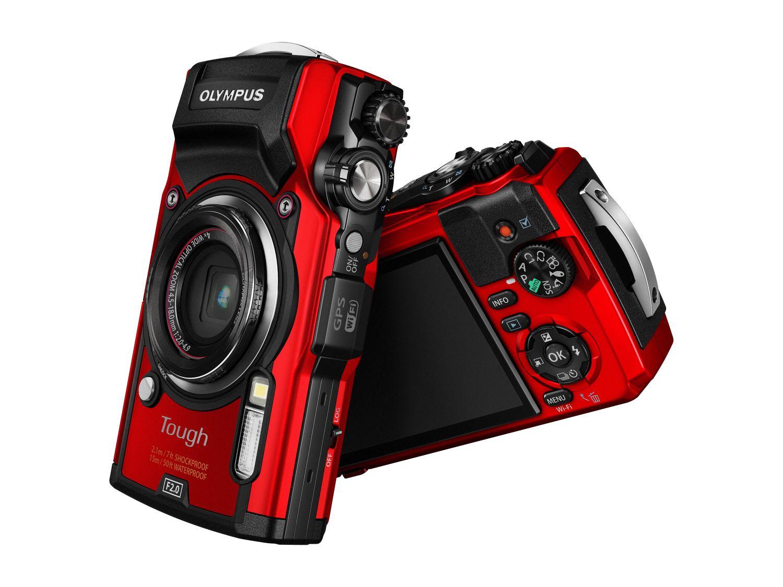 Olympus Tough TG-5: Wie eine GoPro ohne die Action
